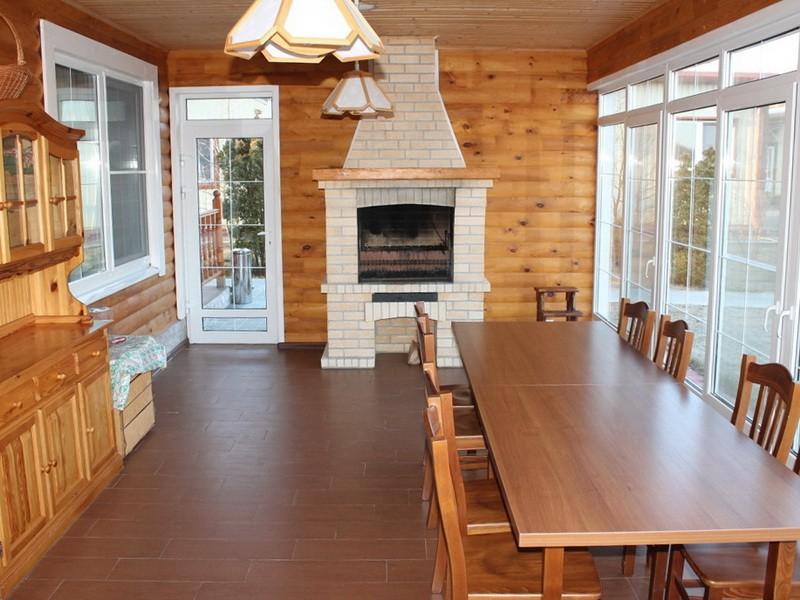 Веранда к дому с барбекю: практичные идеи для вашего дома