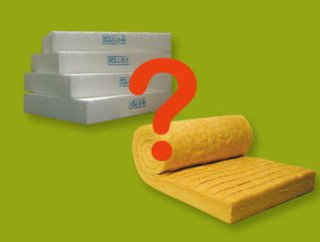 Polyfoam or mineral wool?